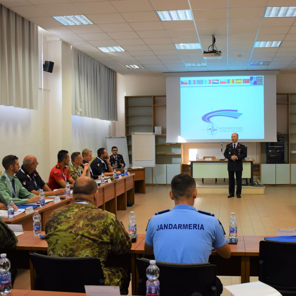 Introduction To Stability Policing for field commanders