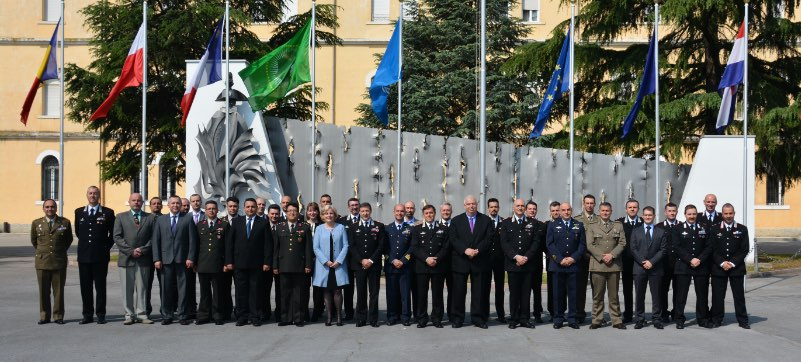 NATO SP COE - 1st Steering Committee