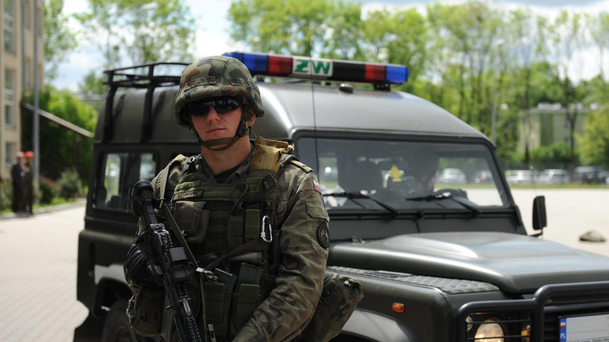 Military Gendarmerie